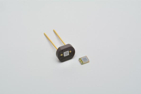 Silicon photomultipliers have enhanced NIR sensitivity for LIDAR