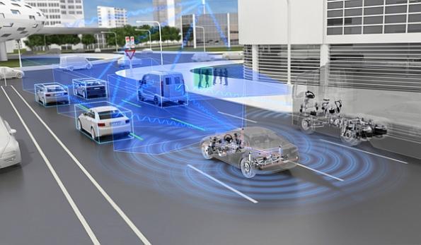 ZF acquires stake in radar sensor company