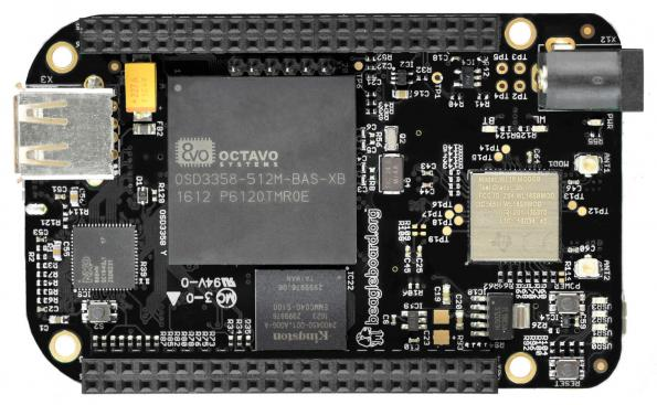 BeagleBone Black Wireless in stock at RS Components