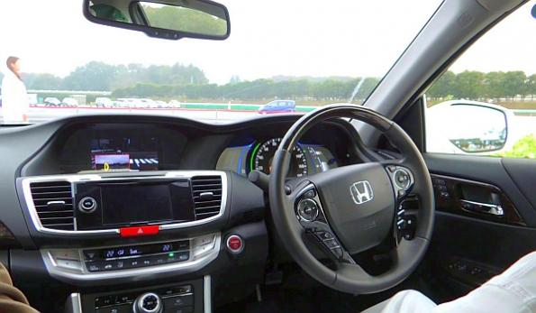 Honda to launch Level 4 autonomous vehicle by 2025
