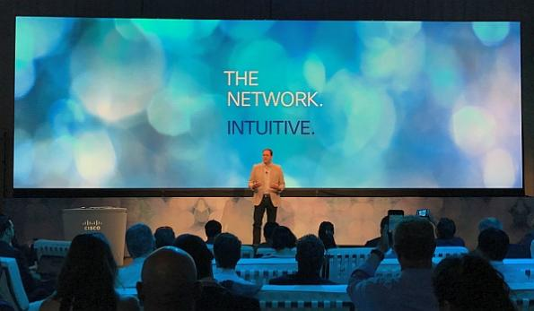 Cisco unveils smart 'network of the future'