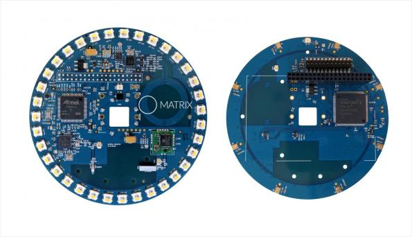 Matrix Labs partners with Premier Farnell for Matrix Creator Raspberry Pi add-on
