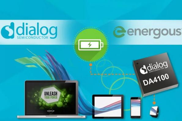Dialog targets wireless charging with new investment