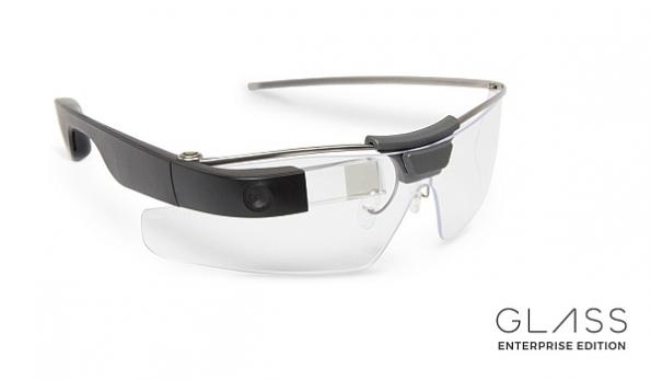 Google Glass returns and is ready to go to work