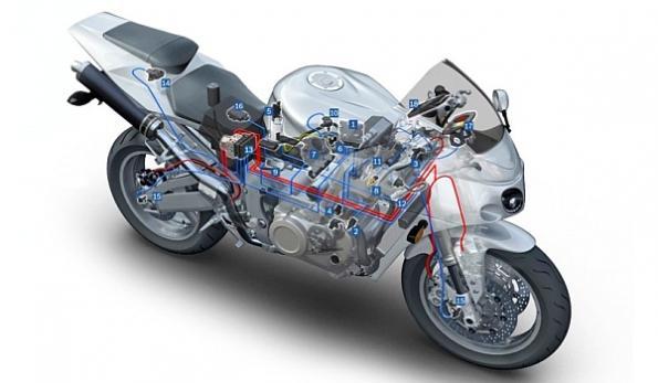 Global motorcycle sensors market forecast