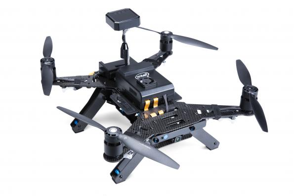 Intel-powered UAV quadcopter platform targets educational markets