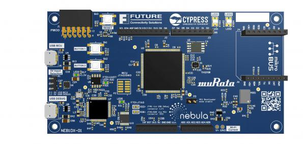 IoT cloud development kit is Wi-Fi and BT/BLE-ready