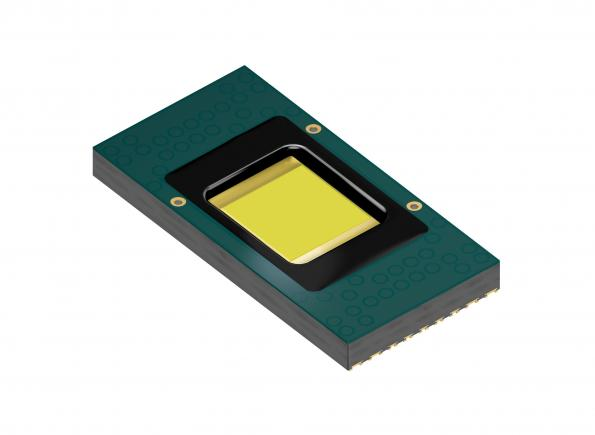 Osram demonstrates 4x4mm 1,024-pixels LED and driver combo