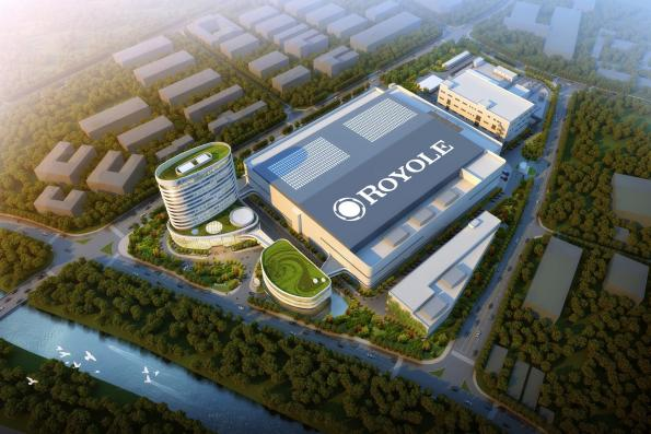 Royole raises USD 800 Million in series D funding, invests in flexible display production