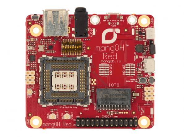 Digi-Key ready to ship the mangOH Red open source hardware platform