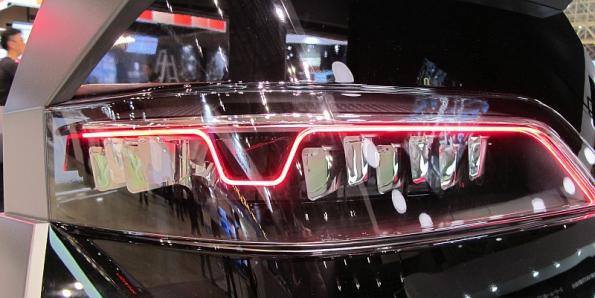 Headlamp And Tail Lights To Integrate Cameras Eenews Automotive