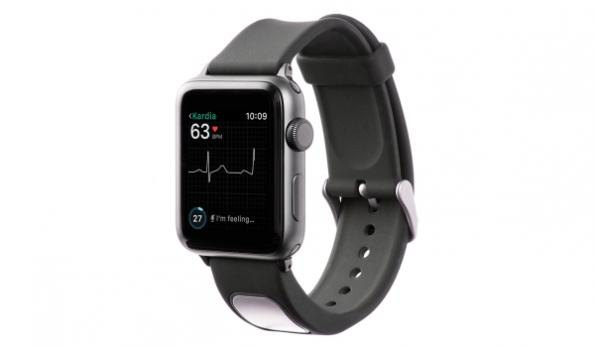Wearable electrocardiogram monitor for Apple Watch cleared by FDA