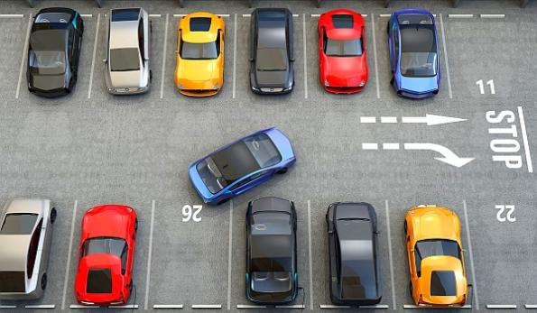 Smart parking solution uses cryptocurrency payment