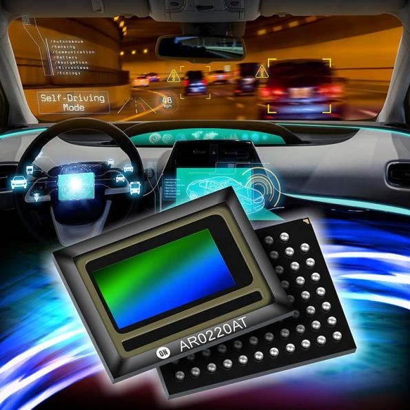 Capteur d'images pour l'assistance ADAS et la conduite autonome