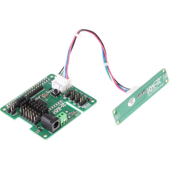 Voice control module for Raspberry Pi in stock at Conrad Business Supplies