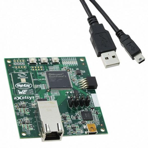 Digi-Key gets worldwide disti exclusivity on Microsemi SmartFusion2 Maker Board