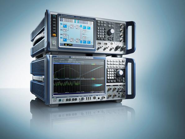 Testing amplifiers for 5G with up to 2GHz analysis bandwidth