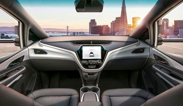 GM seeks approval for autonomous car with no manual controls in 2019