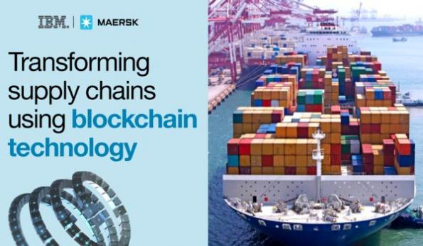 IBM, Maersk blockchain platform to digitize global trade