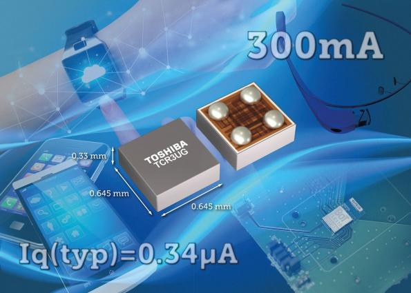 LDO regulator IC targets IoT applications