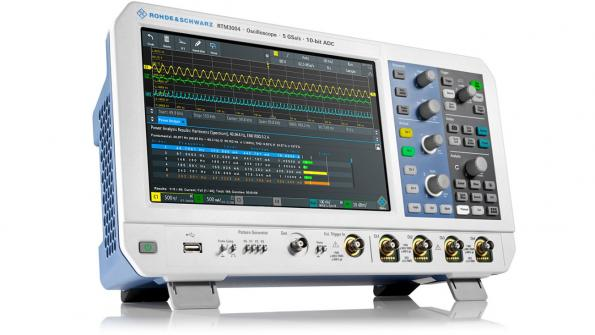 Rohde & Schwarz to premier latest benchtop scope line at Embedded World