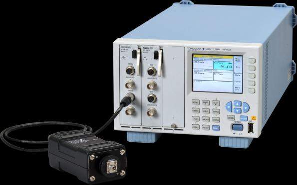 Optical sensor head allows for free-space laser characterisation