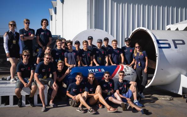 RS Components backs Edinburgh's HYPED student team
