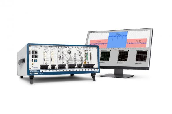 3GPP-compliant reference test system for sub-6 GHz 5G NR