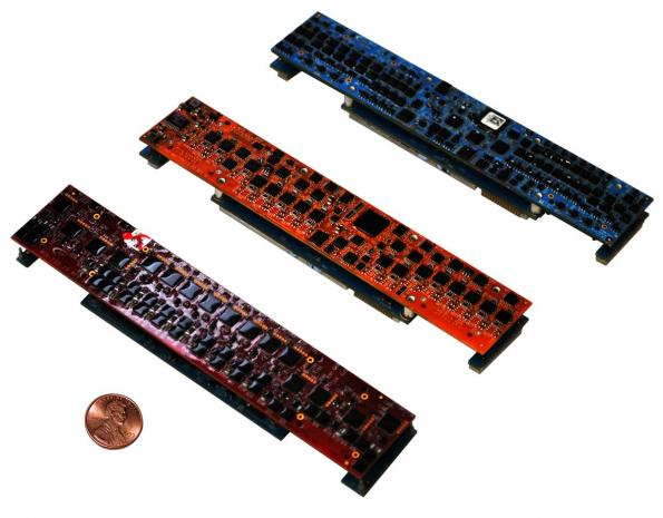12-channel analog-to-digital function modules