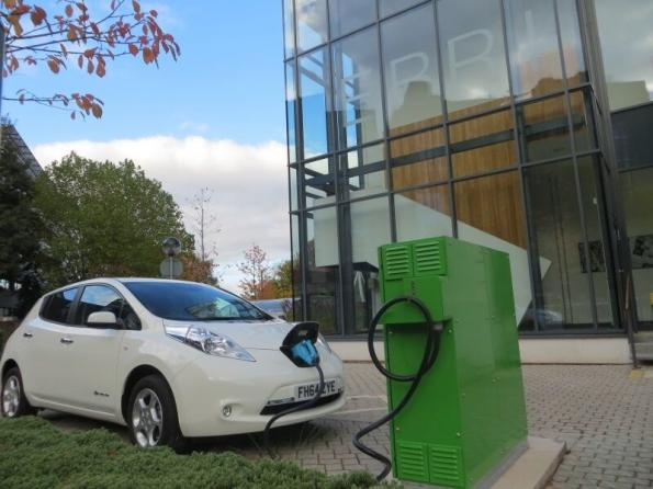 Vehicle-to-Grid Intelligent Control (VIGIL) project launches