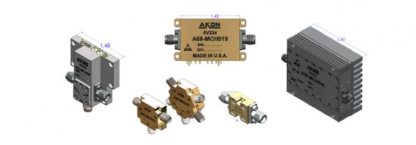 Expanded line of millimeter band components and emblies ... on