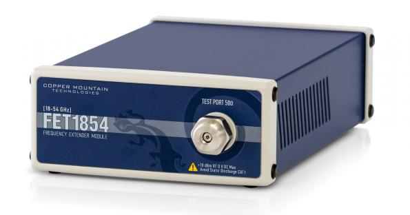 Scalable 5G test system covers 18 to 54 GHz