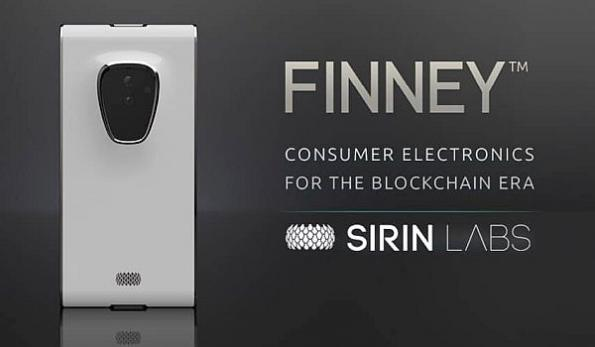First blockchain phone to be manufactured by Foxconn
