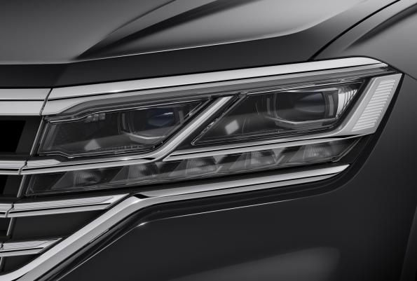 Hella and Volkswagen partners on LED matrix Headlamps