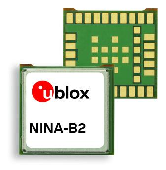 Bluetooth module offers strong security for the Industrial IoT