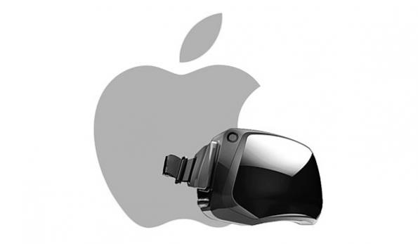 Apple working on AR headset