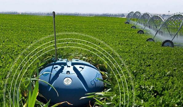 Smart farming platform makes connected soil a reality