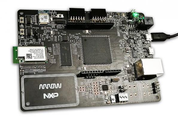 IoT board boosts colour-HMI development