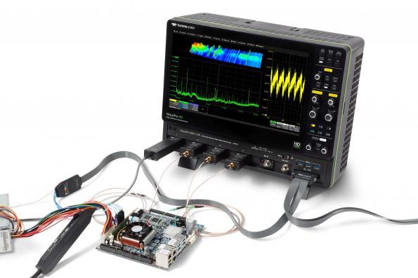 Oscilloscopes boast 12-bit technology with bandwidths from 2.5 to 8 GHz
