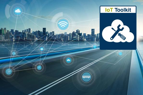 IoT toolkit enables devices to access cloud services