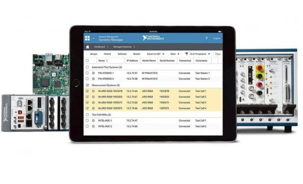 Application software eases distributed systems management