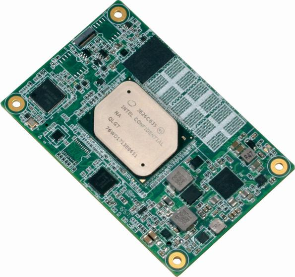 Type 10 COM express module supports dual MIPI CSI interfaces