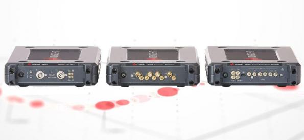 Keysight launches USB-based instruments