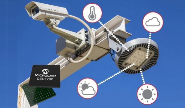 Microchip MCU, IoT development kit support DICE security standard