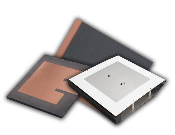 High Impedance laminates target antenna applications