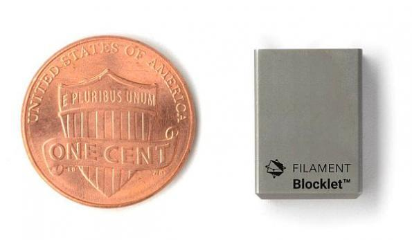 Blockchain USB device for pilot, proof-of-concept projects