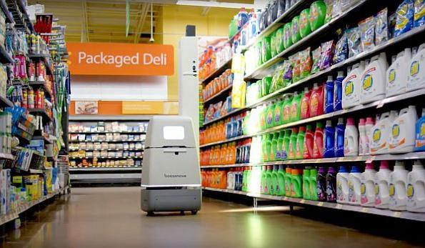 Robotics firm raises funds to 'transform' retail world
