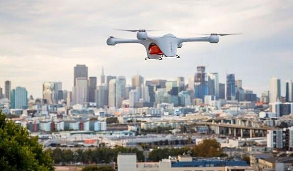 Boeing invests in on-demand UAV delivery startup