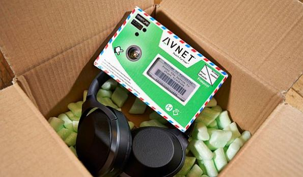 Avnet offers real-time shipment tracking