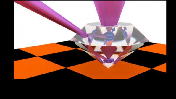 Diamonds with flaws enable key technology for quantum communications